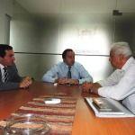 Dalmacio Mera se reunió con el Sindicato de Empleados Legislativos