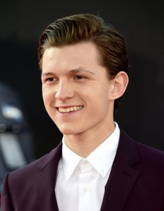 Pin for Later: 19 Times Tom Holland Was Too Cute For Words