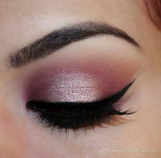 Trendy makeup looks red lips mac eyeshadow Ideas Pink Eye Makeup, Prom Makeup, Cute Makeup, Pretty Makeup, Bridal Makeup, Wedding Makeup, Gorgeous Makeup, Awesome Makeup, Smoky Eyes