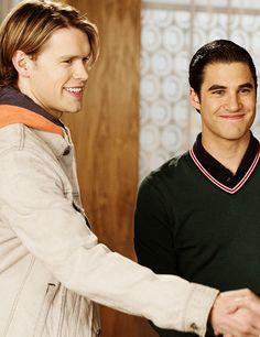 Sam and Blaine