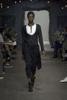 Greg Lauren Spring 2015 Ready-to-Wear Fashion Show