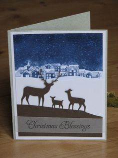 deer card 1 | Flickr - Photo Sharing!