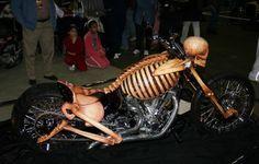 Skeleton Bike :)