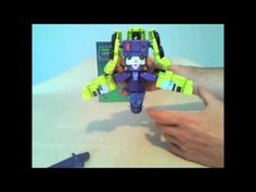 Transformers CW Devastator  part 3 - Mixmaster (custom touch ups added) ...