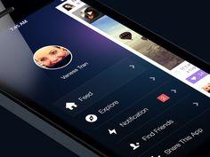 Menu screenFollow:Twitter Facebook Pinterest Behance