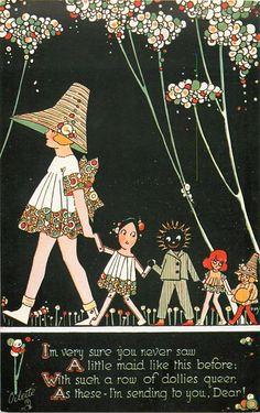 Phyllis Cooper Postcard