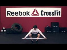"Reebok CrossFit ONE Movement Demo ""Snatch"""