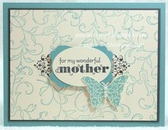Stampin' with Paula: Creative Elements Step It Up Swap - Take 1
