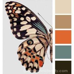 New living room paint palette gray 50 Ideas Colour Pallette, Colour Schemes, Color Patterns, Color Combos, Vintage Colour Palette, Earthy Color Palette, Vintage Colors, Nature Living, Color Balance