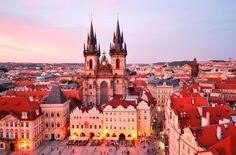 Untours European Vacation Rentals - The Czech Republic - Prague Untour