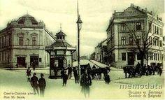 Beograd-Slavija 1910