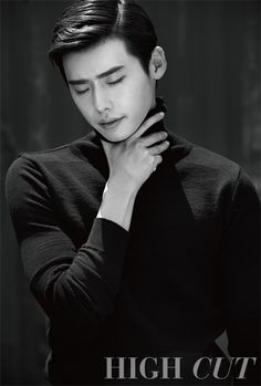 Korean Magazine Lovers — Lee Jong Suk - High Cut Magazine Vol.108