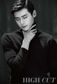 Lee Jong Suk - High Cut Magazine Vol.108