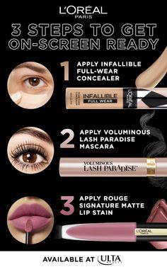 Fancy Makeup, Creative Eye Makeup, Edgy Makeup, Basic Makeup, Skin Makeup, Eyebrow Makeup, Eye Makeup Steps, Makeup Tips, Beauty Makeup
