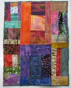 2011 journal quilt 1 by exuberant color, via Flickr