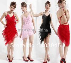 Stijldans jurken
