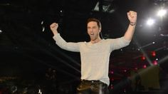 """Måns Zelmerlöw all'Eurovision 2015 per la Svezia con """"Heroes"""""""