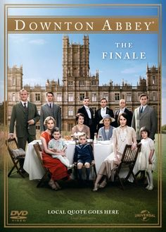 Downton Abbey Last Season European Cover ..