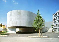 Laufen Forum / Nissen & Wentzlaff Architekten