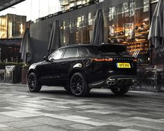 The Range Rover Velar redefined by Overfinch. Enhance your existing Range Rover or commission a bespoke Overfinch. The New Range Rover, Anything Is Possible, Alloy Wheel, Black Enamel, Minimalist Design, Carbon Fiber, How To Find Out, Exterior, Instagram