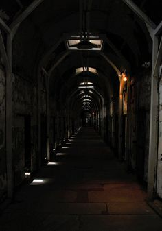 Dark Prison Hallway by *PAlisauskas. A gradual and fading light cue after every assassination