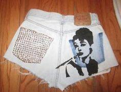 More DIY shorts...