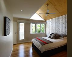 Contemporary Bedroom Photos Design, Pictures, Remodel, Decor and Ideas - page 2