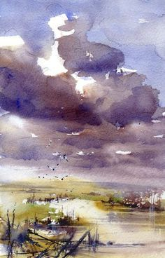 Anders Andersson Watercolor  <3
