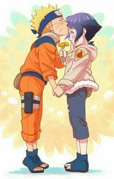 Naruto x Hinata - NaruHina Anime Naruto, Naruto Comic, Naruto Shippuden Sasuke, Naruto Kakashi, Naruto Cute, Naruto Fan Art, Manga Anime, Hinata Hyuga, Naruto Wallpaper