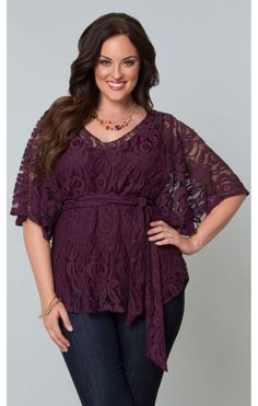 http://www.curvety.com/kiyonna-ethereal-lace-blouse-in-purple-p629