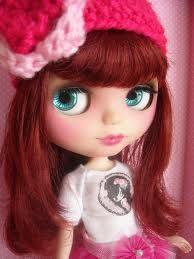 belinda custom blythe doll - Buscar con Google