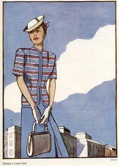 Vintage Chic: knitting