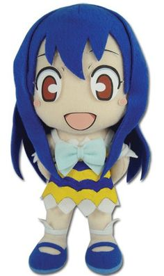 Great Eastern (GE-52540) Fairy Tail Soft Plush Toy - Wendy Marvell Great Eastern http://www.amazon.co.uk/dp/B00MBXFB3A/ref=cm_sw_r_pi_dp_PdVKub0NJP89Z