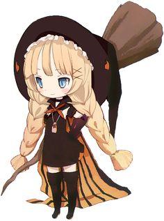 Top Speed/トップスピード Anime Chibi, Anime Art, Magical Girl Raising Project, Maho, Art Base, Madoka Magica, Anime Outfits, Shoujo, Art Girl