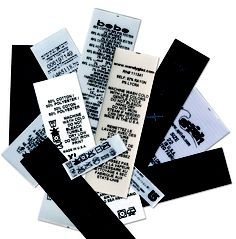 Care Labels made by Progressive Label, Inc.