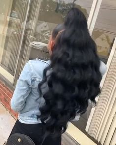 Hair Wedding Videos Half Up - Hair Kinky Curly Hair, Curly Hair Styles, Natural Hair Styles, Brazilian Weave, Brazilian Body Wave, Hairdo Wedding, Wedding Hairstyles, Hair Movie, 100 Human Hair Extensions