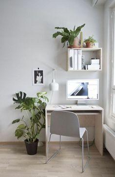 Ruimte tekort? 21 x de leukste inspiratie voor kleine kantoren en werkplekken