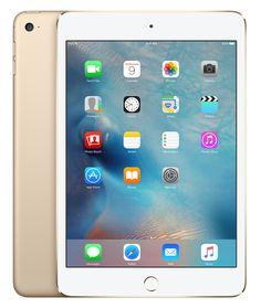 iPad mini4 gold, wifi.