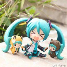 Chibi Anime, Kawaii Chibi, Anime Kawaii, Kawaii Cute, Manga Anime, Cute Love Pictures, Cute Images, Hatsune Miku, Miku Chan