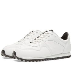 best sneakers a83ee ae296 Spalwart Marathon Nappa Low (White)