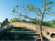 Pontypridd Old Bridge, Pontypridd Rhondda Cynon Taff Wales