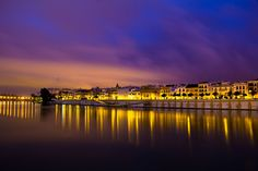 Seville before it wakes up.