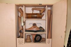 KIRBY DUAL SANITRONIC VACUUM CLEANER ACCESSORIES ATTACHMENTS SET IN BOX 11 PIECE #Kirby
