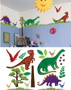 """I love decoration but....unfortunately i am suck at it :/.  This is the best way to decorate your kids room without being an expert : I have found Thousands of wall decals. Some are functional/educational, such as chalkboard and dry erase wall decals and """"build your own"""" (snowman, skeleton, etc...) series that allow kids to create their own custom wall murals. so...I am sharing. Enjoy!"""