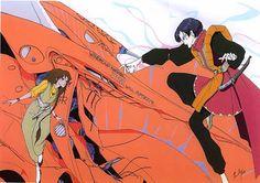 The Five Star Stories / FSS / ファイブスター物語 / 永野護 (Mamoru Nagano) / WINDEDUP ANCHOR FIRE WILL AFOOT!! Drawing Sketches, Drawings, Amaterasu, Nagano, Mechanical Design, Five Star, Anime Comics, Gundam, Illustrators