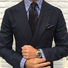 Fashion clothing for men | Suits | Street Style | Shirts | Shoes | Accessories … For more style follow me! Suit Fashion, Mens Fashion, Fashion Outfits, Fashion Menswear, Style Fashion, Dress Attire, I Dress, Sharp Dressed Man, Well Dressed Men