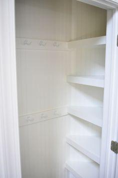 Basement Closet, Hallway Closet, Closet Shelves, Closet Storage, Closet Space, Closet Mudroom, Closet Redo, Pantry Closet, Master Closet