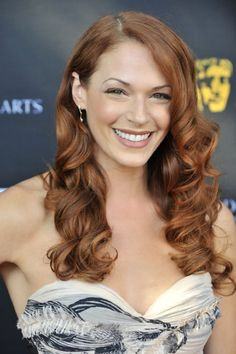 Righetti was signed to the CBS series The Mentalist, in the recurring role of Grace Van Pelt. Beautiful Celebrities, Beautiful Women, Amanda Righetti, Red Hair Woman, Red Bodysuit, Female Actresses, Strawberry Blonde, Celebrity Photos, American Actress