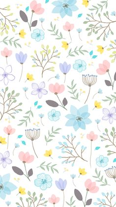 Super Ideas For Wall Paper Phone Flower Floral Prints Tree Wallpaper For Walls, Flower Wallpaper, Screen Wallpaper, Pattern Wallpaper, Flower Backgrounds, Wallpaper Backgrounds, Iphone Wallpaper, Abstract Backgrounds, Iphone Backgrounds
