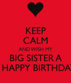 Huge collection of unique birthday wishes, quotes and greetings for sister's birthday. Find cute and funny images with birthday greetings for your sister's Birthday. Happy Birthday Sister.